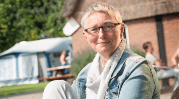 Interview met Gezina, gastvrouw van boerderijcamping Het Varsenerveld