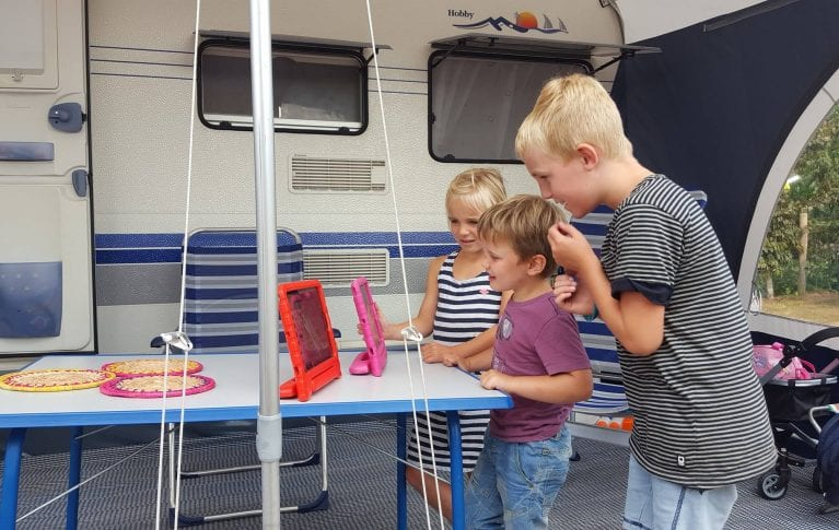 WiFi op de hele camping!