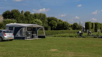 Campers en caravans weer van harte welkom!